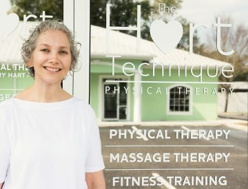 Mary Hart, Holistic Physical Therapist